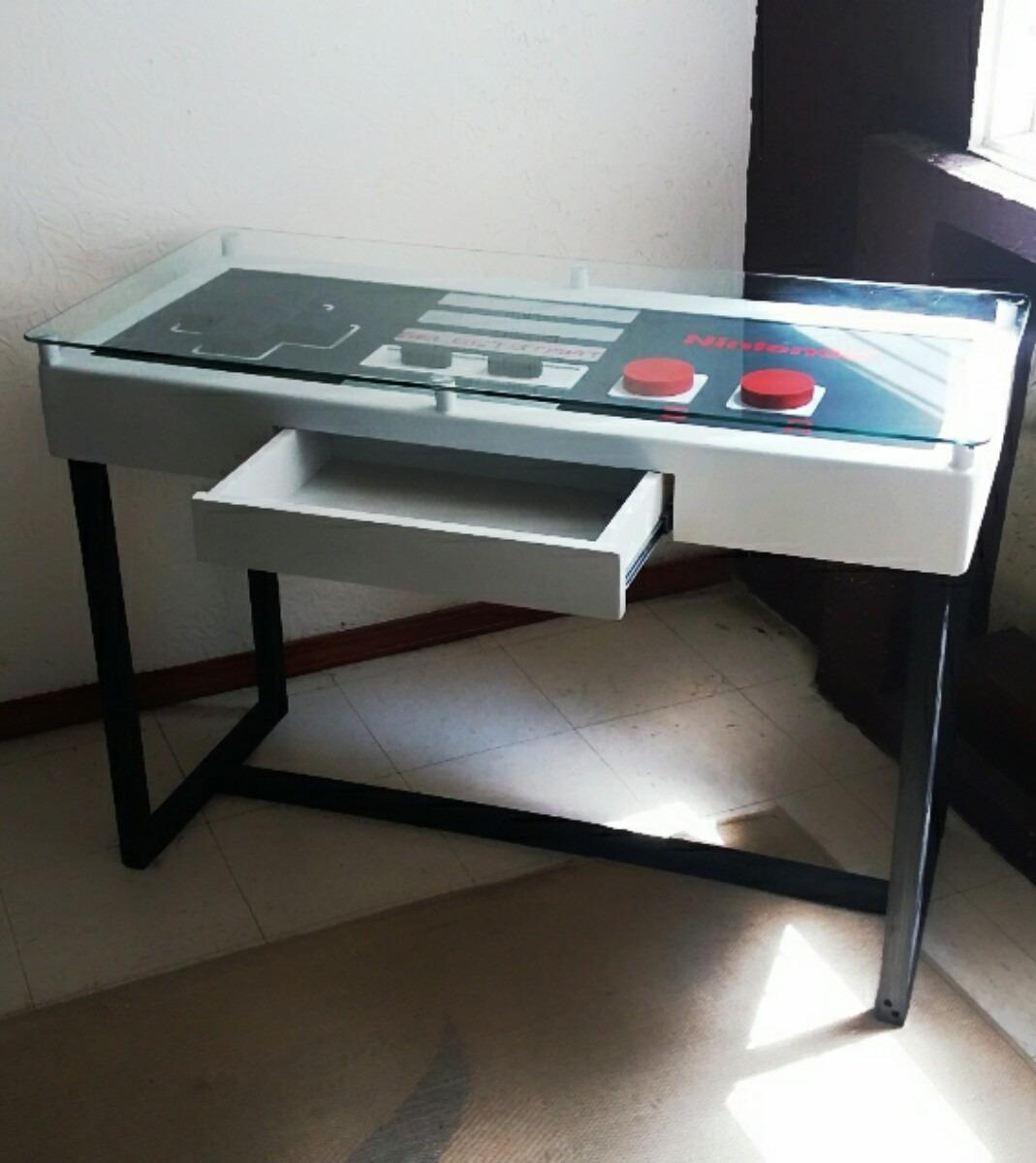 mesa nintendo grande o escritorio 2 en mercado