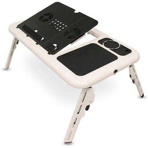 Mesa notebook table dobl vel port til suporte cooler usb - Mesa para portatil ikea ...