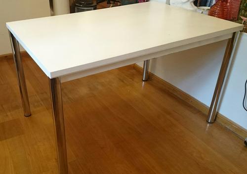 mesa o escritorio rectangular diseo moderno modelo lc