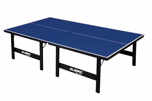 mesa oficial para tenis de mesa 12 mm