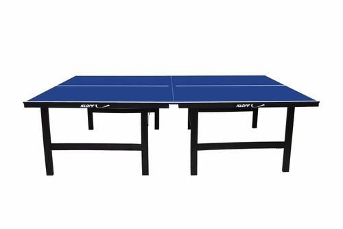 mesa oficial para tenis de mesa em mdf 18 mm