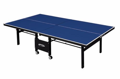 mesa oficial para tenis de mesa em mdf de 18 mm