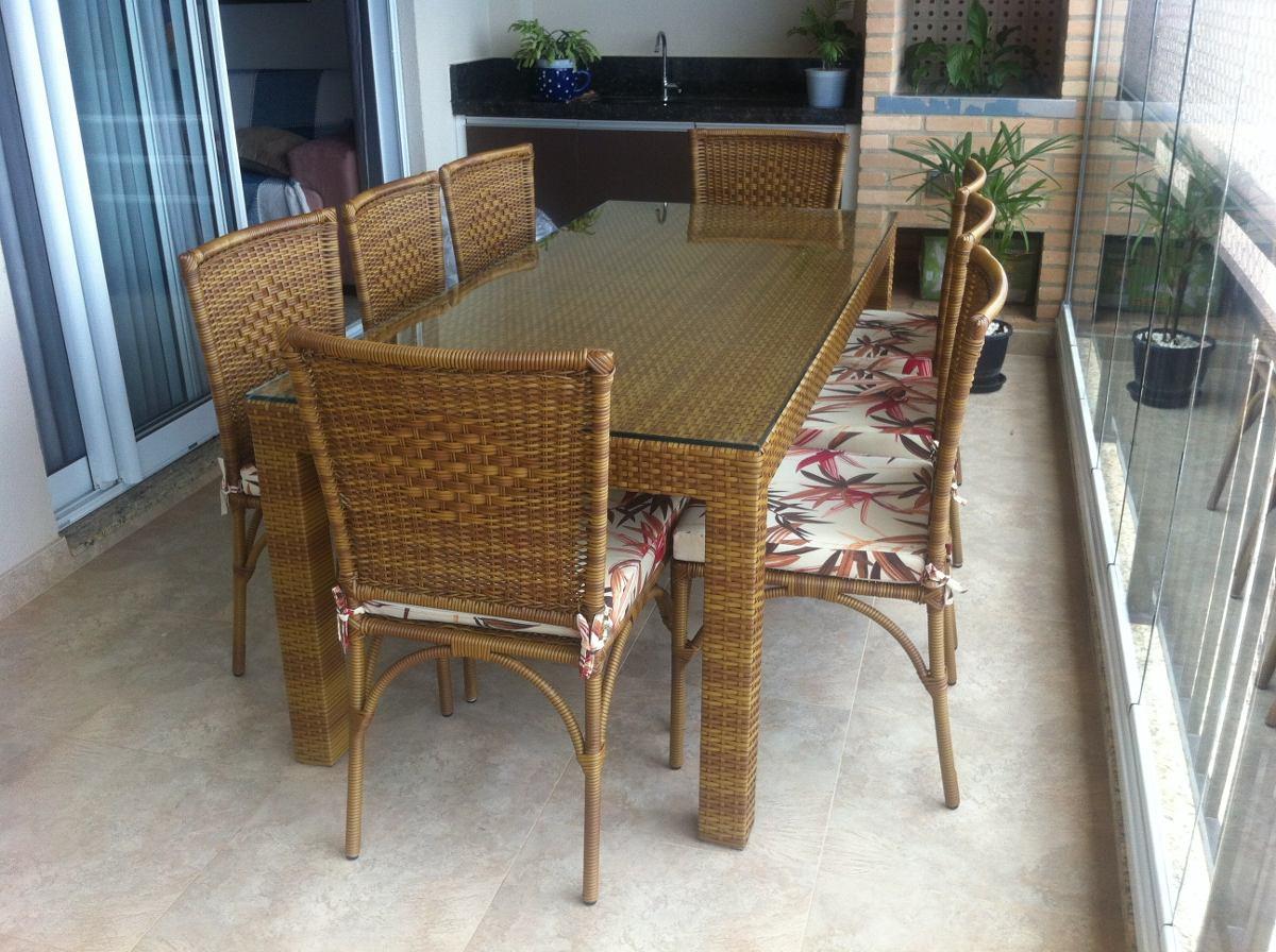 mesa jardim fibra sintetica:Mesa Olanda Com 8 Cadeiras Em Aluminio Com  #63482C 1200x896