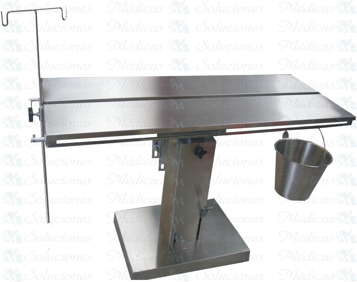 mesa p cirugia veterinaria directo de fabrica envio