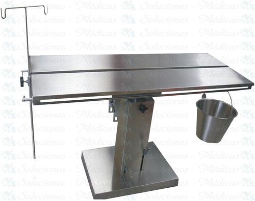 mesa p/ cirugia veterinaria directo de fabrica envio gratis