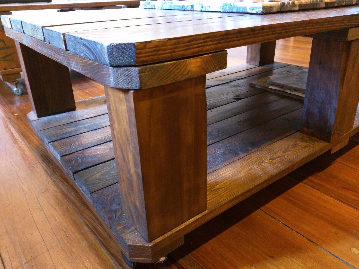 mesa palets cargando zoom - Mesa Con Palets