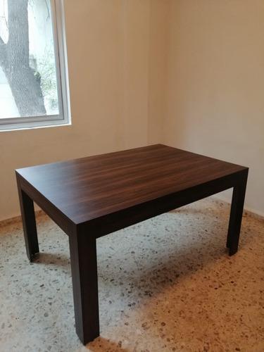 mesa para 6 personas estilo nórdico