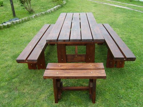 mesa para barbacoa
