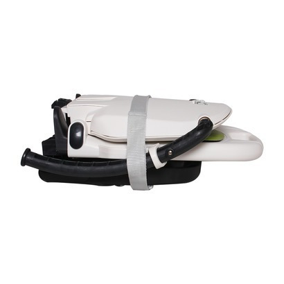 mesa para bebe reclinable plegable