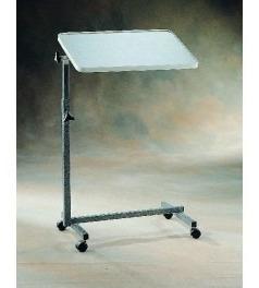 mesa para cama clinica hospitalaria regulable con ruedas!!ºº