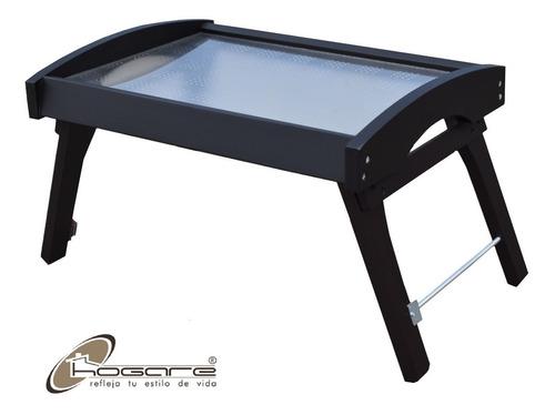 mesa para cama de madera moderna hogare