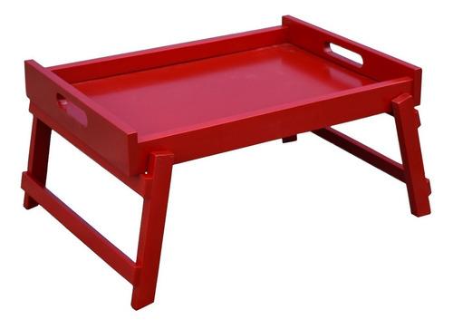 mesa para cama de madera practica y elegante hogare
