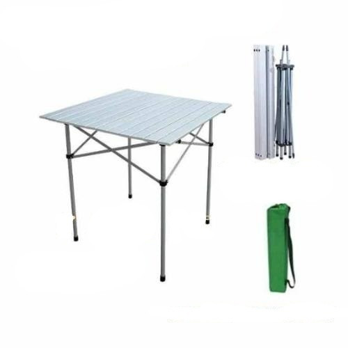 De Villa Aluminio Camping PlegableBolso Urquiza Mesa Para N0w8nvm