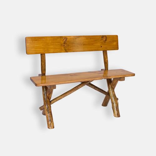 mesa para churrasco /churrasqueira / rústica em pinus 2,20m