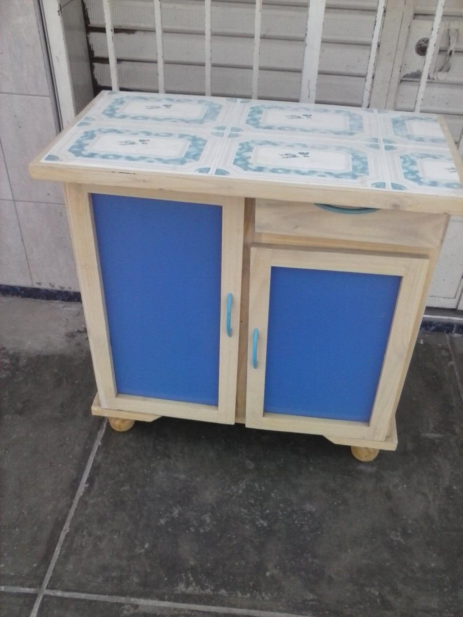 Mesa Para Cocina Con Mayolica ( Articulo Nuevo ) - S/ 155,00 en ...