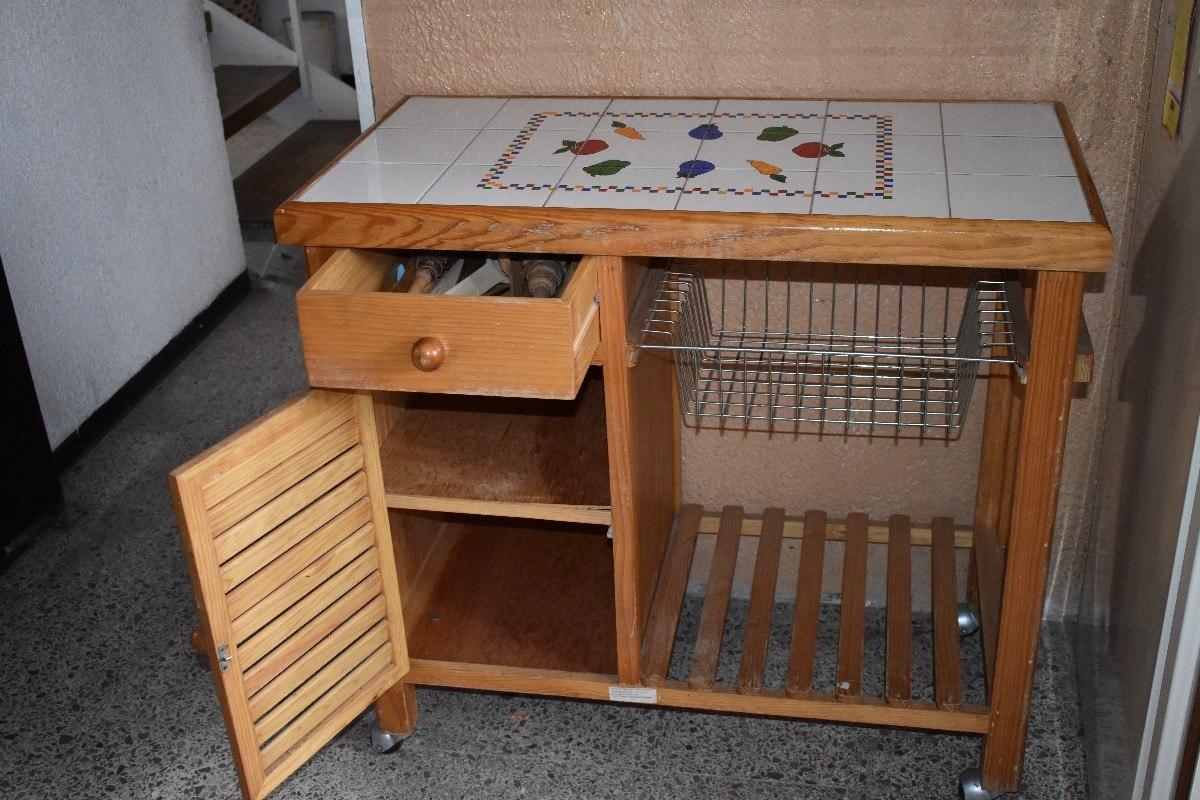 Mesa Para Cocina De Madera 2 000 00 En Mercado Libre