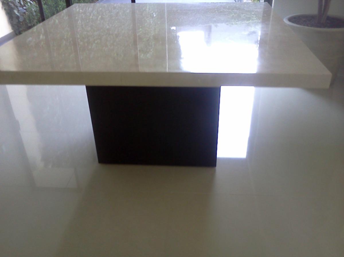 Mesa para comedor marmol beige 8 en mercado libre for Comedor 8 puestos cuadrado