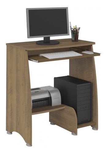 mesa para computador com 3 prateleiras pixel artely dh