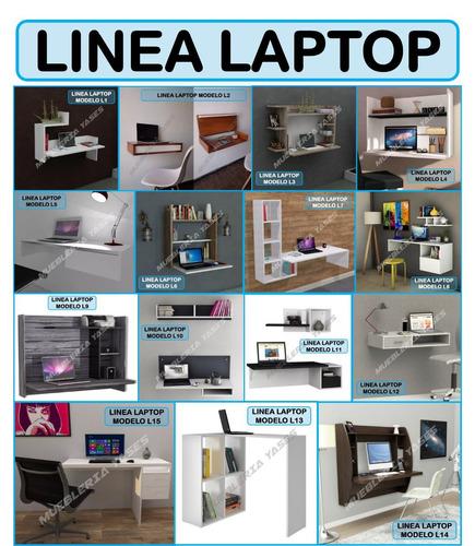 mesa para computadora niveles moderna minimalista pc d1