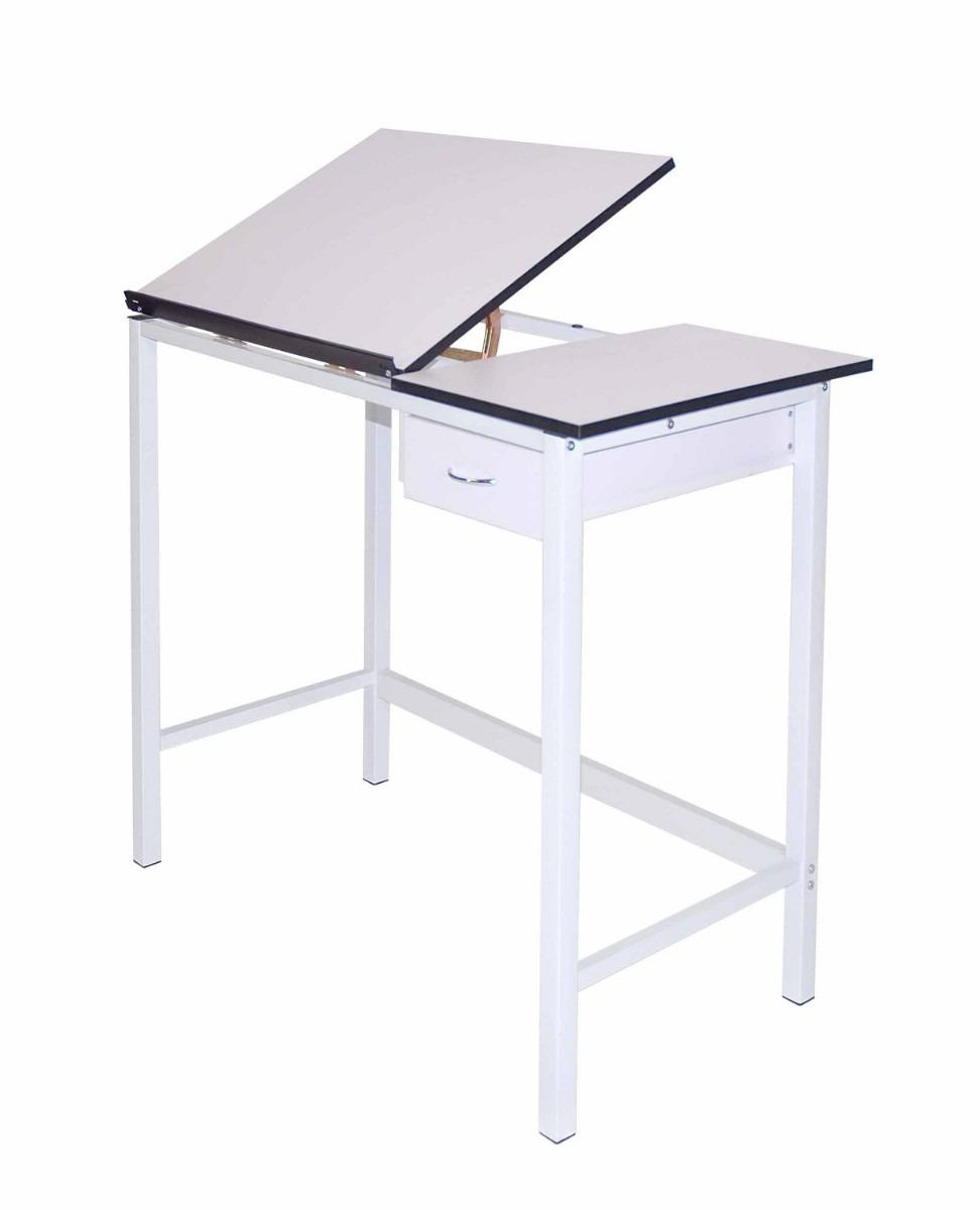 Mesa para dibujo con tabla escritorio dibujar arte vbf - Mesa dibujo ikea ...
