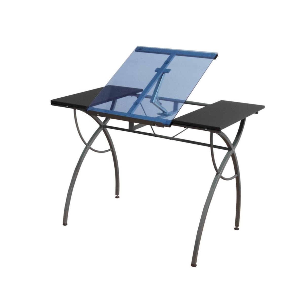 Mesa para dibujo cristal escritorio dibujar ajustable vbf 3 en mercado libre - Mesa de dibujo portatil ...