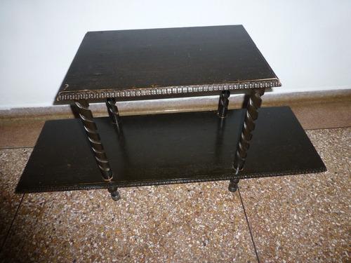 mesa para equipo de sonido