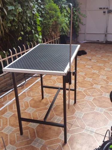 mesa para estética canina estandar envio gratis