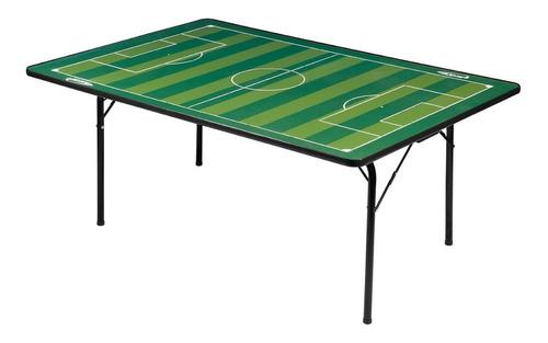 mesa para futebol de botão