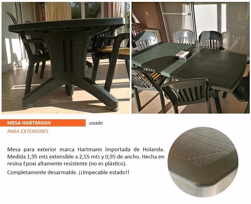 Magnífico Muebles De Jardín Hartmann Bandera - Muebles Para Ideas de ...