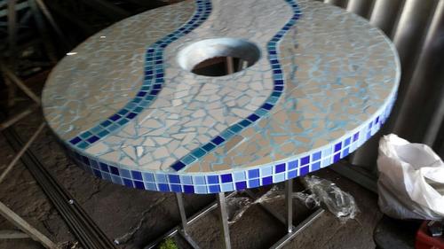 mesa para jardins para