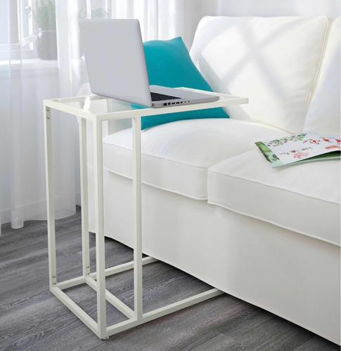 mesa para laptop mesita para laptop color blanco