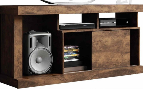 mesa para lcd led moderna living rack mdf baires4 quartzo