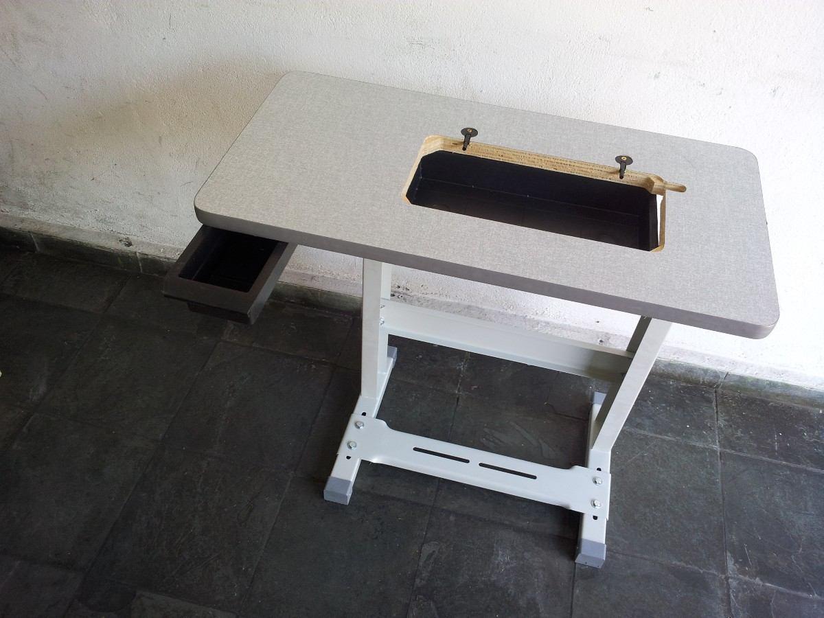 Mesa para m quina de costura familiar r 160 00 em - Mesas para costura ...