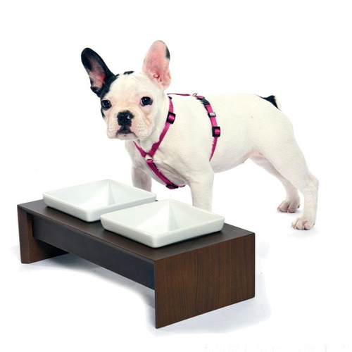 mesa para mascotas moderna y comoda