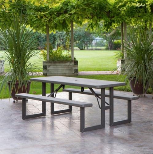 mesa para mesa jardín,