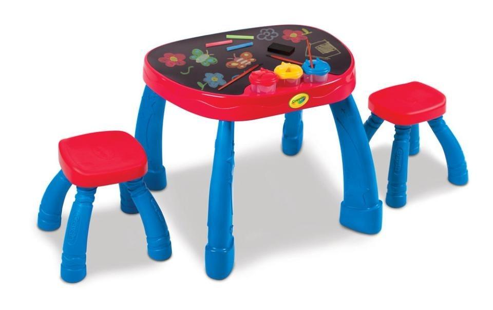 Mesa Para Niños Crayola + 2 Sillas Envio Gratis - $ 35.000 en ...
