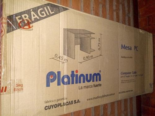 mesa para pc platinum