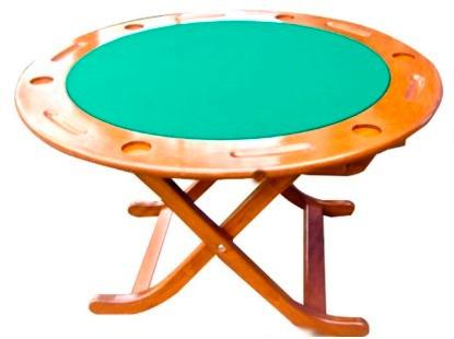 mesa para poker portátil