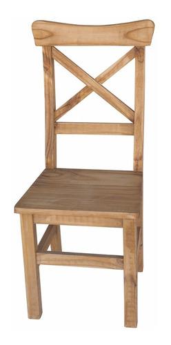 mesa para quincho, de 3 metros, rustica estilo campo