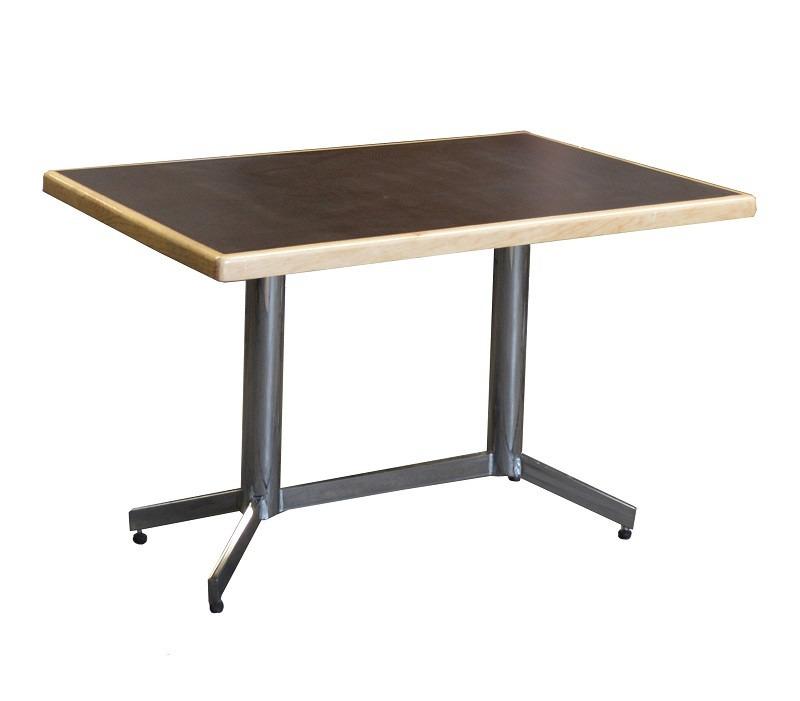 Mesa para restaurante bar cafeteria cocina taqueria madera for Mesa para bar madera