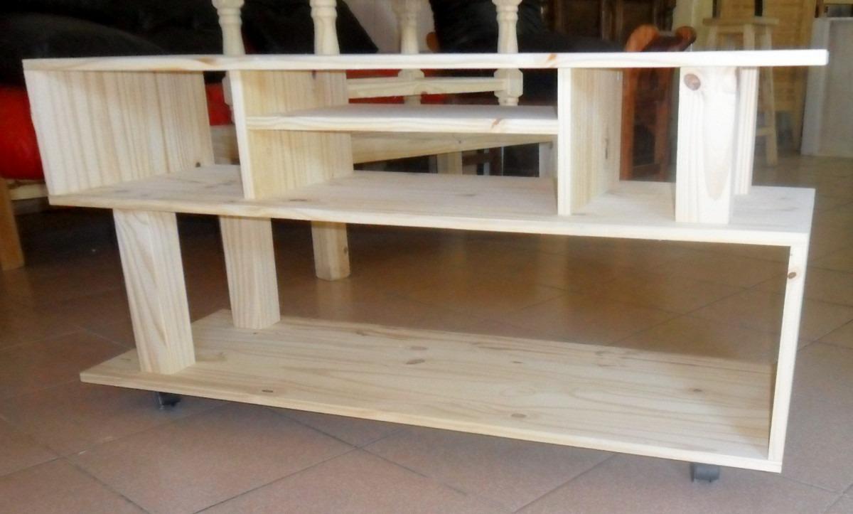 Mesas para televisores americanas rack cayenne for Mesas para televisores plasma