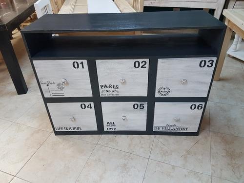 mesa para tv lcd o led patinada