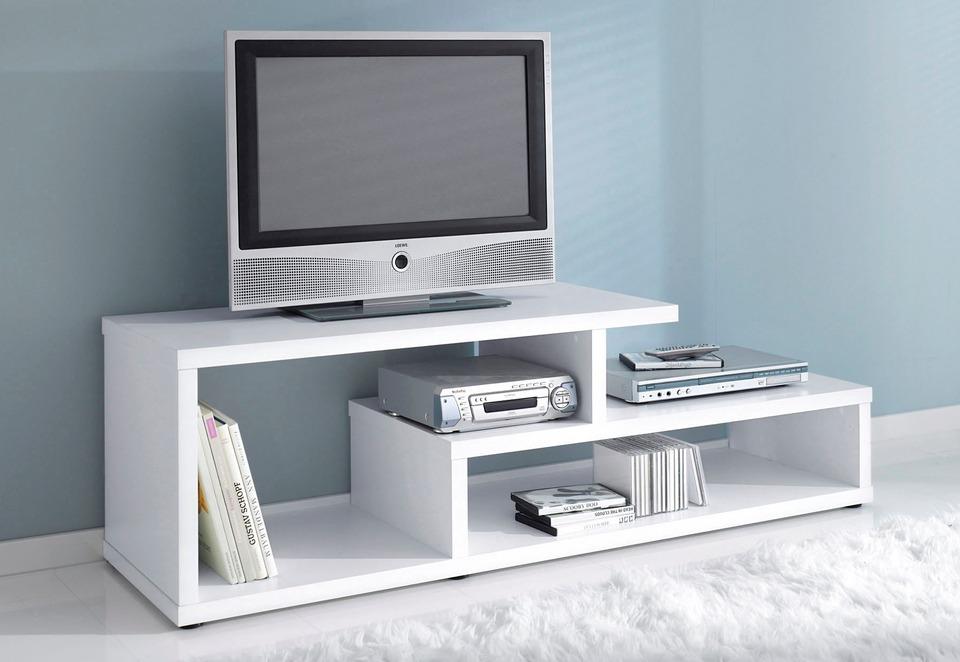 Muebles para televisor: consejos para escoger tu mueble multimedia.