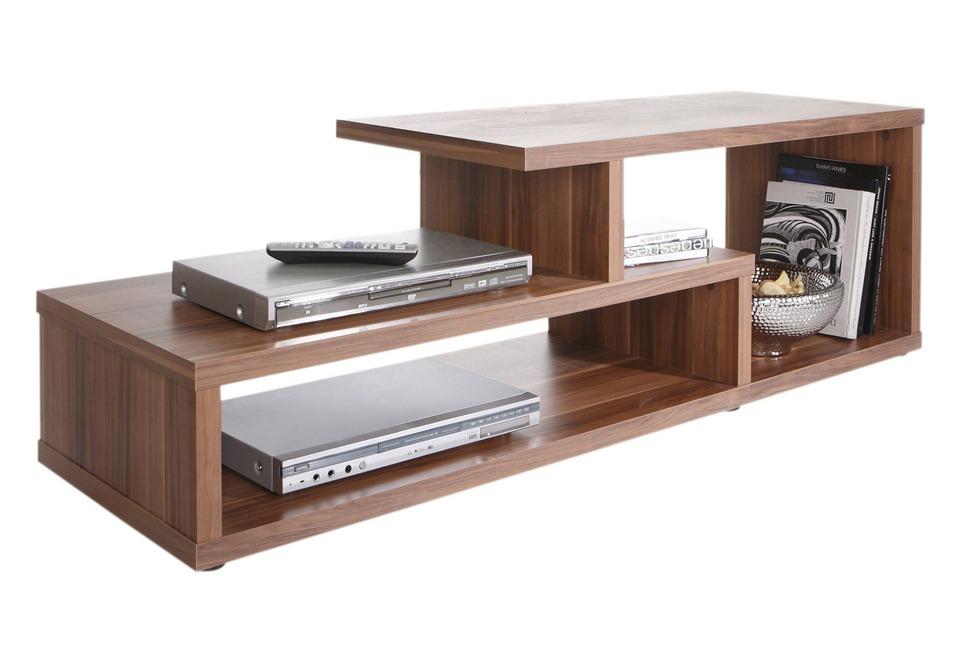 Mesa para tv mueble de entretenimiento en for Muebles de madera para tv