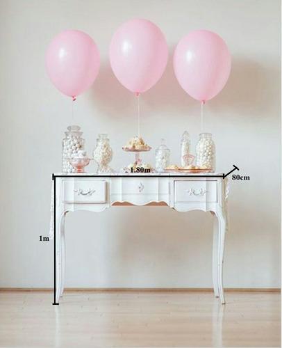 mesa para vestir de eventos, matrimonios, fiestas
