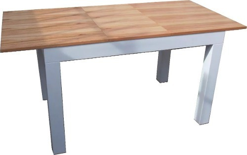 mesa paraiso extensible 160x80 - 200x80cm + 6 sillas