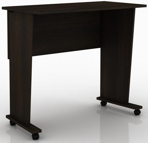 Mesa pc plegable con ruedas tabaco u s 37 00 en mercado - Mesa escritorio con ruedas ...