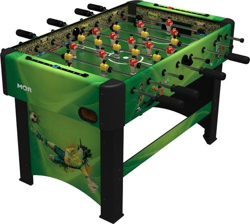 mesa pebolim totó futebol jogos grande ideal p/ casa e bares