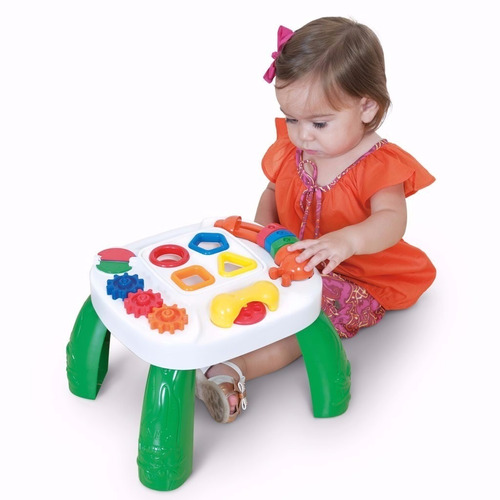 mesa pedagógica educativa cotiplas meninos brincar
