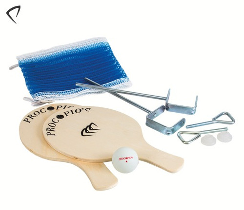 mesa ping pong-18mm - oficial - procópio-02 kits grátis